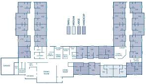 Assisted Living Floor Plans On Floor With Regard To Assisted House Assisted Living Floor Plan
