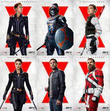 Marvels Black Widow: Bilder stellen den ...