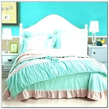 blue tie dye bedding grey set twin comforter peace sign for teenage girl sets teen girls
