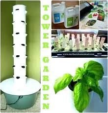 hydroponic tower garden spectacular inspiration vertical introducing the diy bigfoot forums tower garden hydroponic