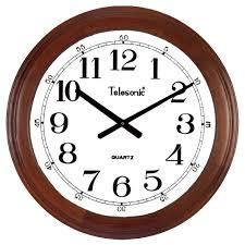 big wall clocks wooden wall clock km