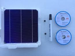 diy solar panel cells