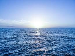 calm blue water. Beautiful Calm Blue Water  Sea And Sky Horizon Photo Throughout Calm U