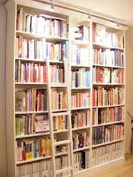 ikea billy lighting. billy bookcase from ikea with crown molding i love the lighting and g