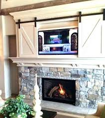 flat screen tv over fireplace ideas installing above fireplace property how to install over stylish mounting a into brick for gas fireplace design ideas