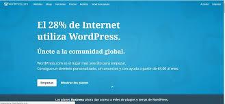 wordpress o ger la primer pregunta que nos hacemos