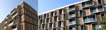 Passive Facade Design Bruck Passive House Hotel Edge Buildings