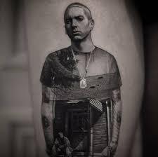 Sick Eminem Tattoo By Inalbersekov Imgur