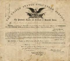 Volunteer Certificates Signature Arts Inc The 100 Day Volunteer Certificates The