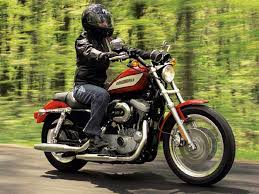 first ride 2004 harley davidson sportster motorcycles