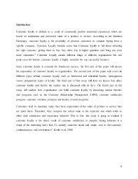 loyalty essay co loyalty essay