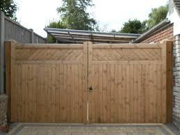 wooden gate designs wood fence gates