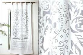 block print curtains block print curtains applique queen cut work door curtain block print curtains block print curtains