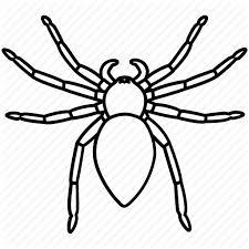 Giant Crab Halloween Huntsman Rain Scary Spider Wood Icon