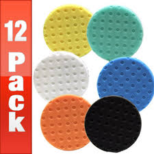 Lake Country 5 5 Inch Ccs Pads 12 Pack Your Choice