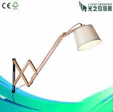 Hot Item Lightingbird Flexible Wall Fitting Modern Wood Wall Lamp Lbmw Zy