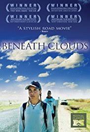 beneath clouds imdb beneath clouds poster