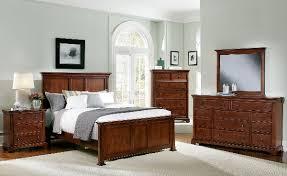Forsyth - Cherry Bedroom Set Vaughan Bassett Furniture
