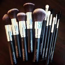 prettys 11 piece plete pretty full makeup brush set