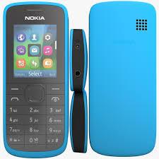 Nokia 109 3D Model #AD ,#Nokia#Model ...