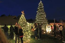Tanger Outlets Christmas Tree Lighting 2018 Christmas Season Kicks Off This Weekend In Blowing Rock
