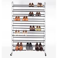 Home Basics 10 Tier Coated Non Woven Shoe Rack 100 Tier Shoe Rack Wayfair 28
