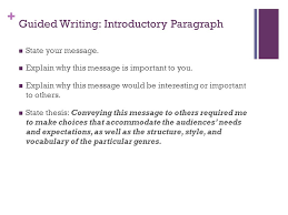 reflective essay module guided writing introductory  reflective essay module 1 2