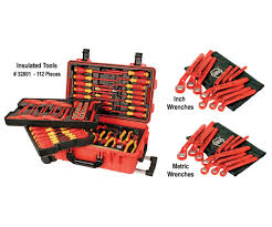 wiha tools. insulated master tool set -112 pieces wiha tools ,