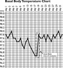 Body Temperature During Pregnancy Chart Basal Body Temperature Bbt Charting Introduction 101