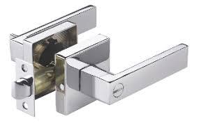 Accent CP Modern Privacy Interior Door Handle Modern Home Luxury