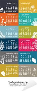 Seasons Magnetic Calendar