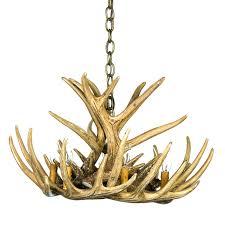 antler chandeliers reion