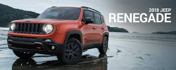 2018 jeep renegade rochester ny serving brockport hilton greece