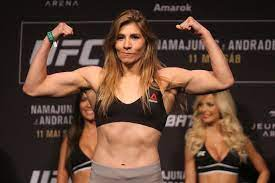 UFC news: Irene Aldana confident she'll ...