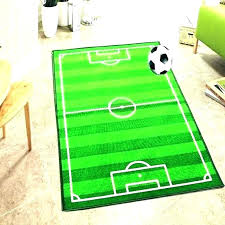 soccer field rug area rugger rugs large football pitch rugby size