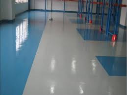 Epoxy Floor Office Diamond Kote Decorative Concrete Resurfacing