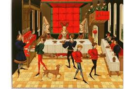 fit for a queen medieval recipes enjoyed at english and rys lumbard stondyne