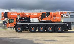 Global Crane Services Fleet