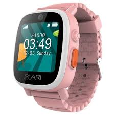 <b>Elari FixiTime</b> 3 GPS Tracker Waterproof Smartwatch for Kids ...