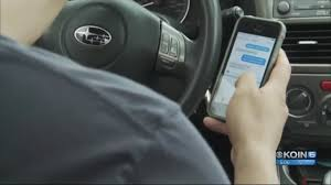 Oregon Increases Fines For Distracted Driving