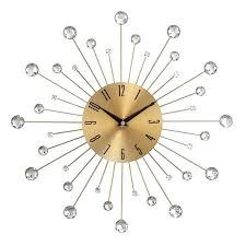 gold wall clock gold wall clocks ireland