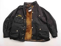 kit review barbour international trials jacket