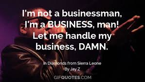 Image result for I'm a businessman