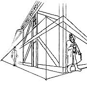 Реферат Композиция рисунка и последовательность его выполнения  Композиция рисунка и последовательность его выполнения Понятие перспективы