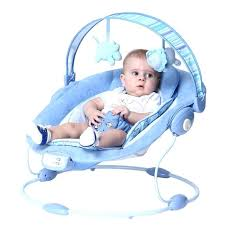 marvelous free blue luxury baby cradle swing electric baby rocking chair chaise lounge cradle seat