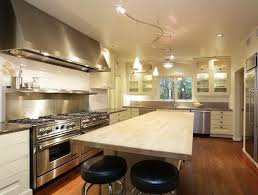 track lighting kitchen. Image Of: Track Lighting With Glass Door Kitchen
