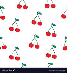 Cherry Pattern Best Design