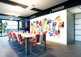 creative agency office. Creative Agency Office B