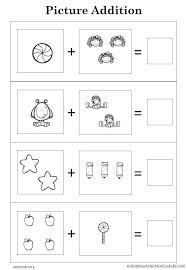Kindergarten Addition Worksheet Free Math For Kids Worksheets ...