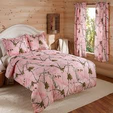 Surprising Camouflage Bedroom Sets For Covering Cabin Furniture In  Sophisticated Style : Stunning Pink Nuance Of